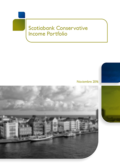 Scotiabank Conservative Income Portfolio
