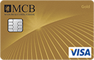 MCB Visa Gold Card